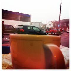Drive-in Café...