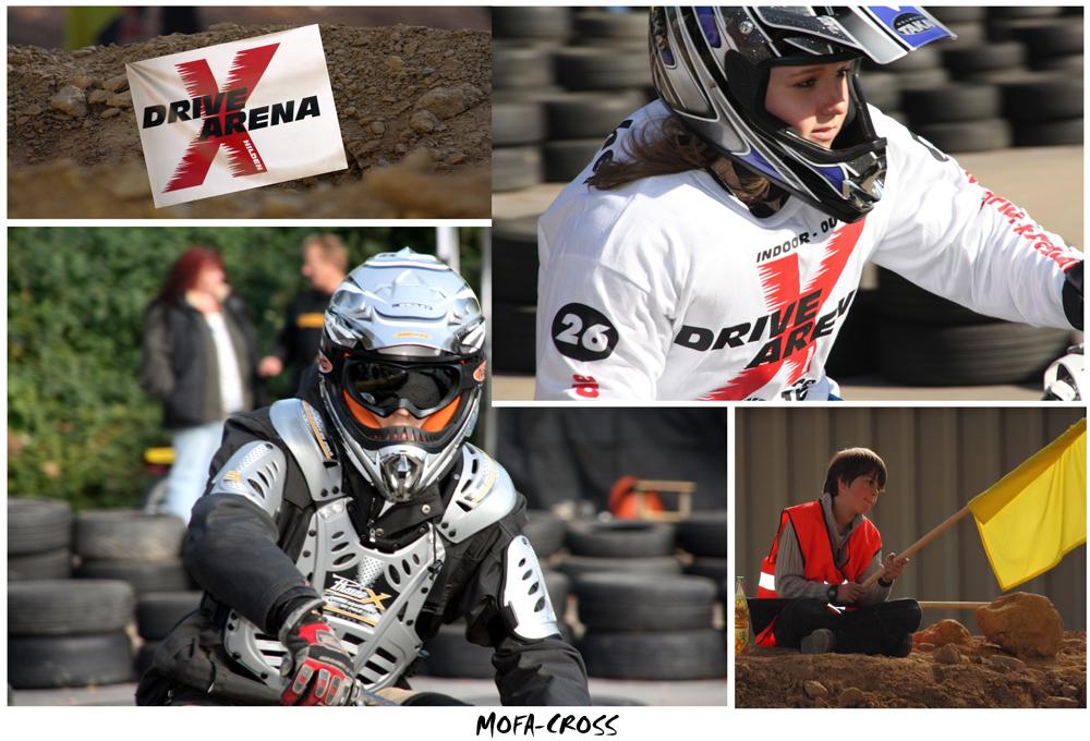 Drive X Arena