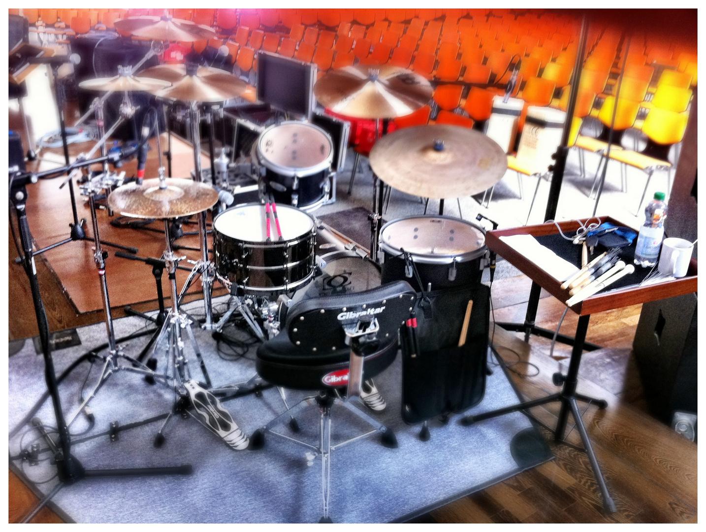 Drumcraft 8series....