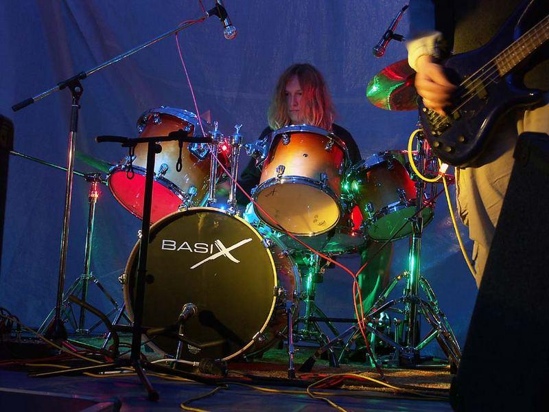 Drummer David
