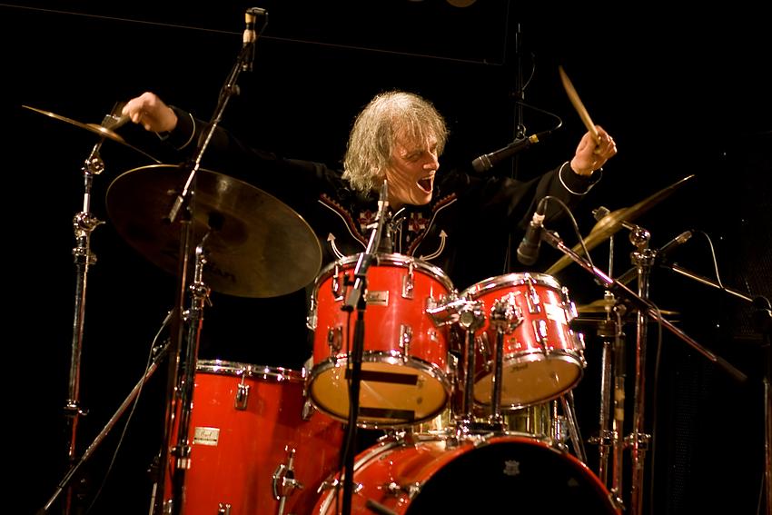 Drummer have Fun :-)