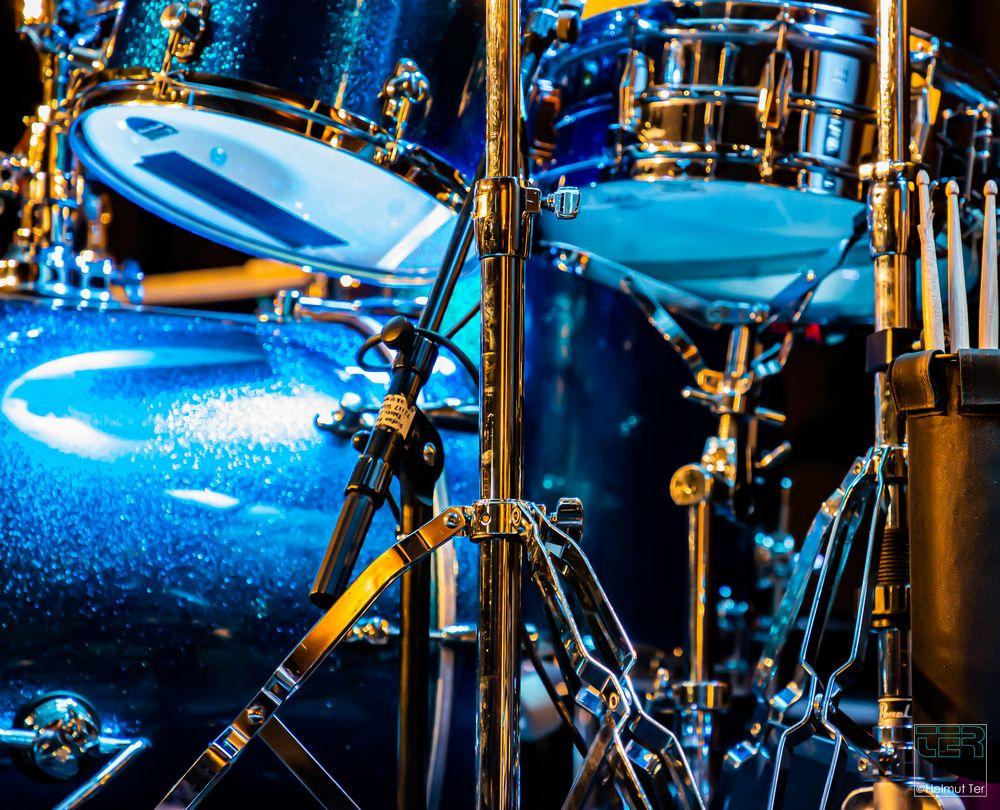 Drums  -  Das rumst.