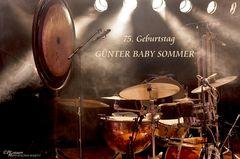 Drumset - Günter Baby Sommer