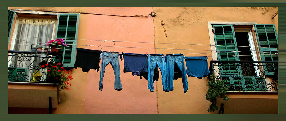 Drying in Imperia