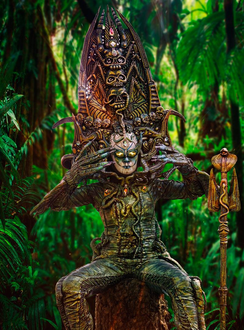 Dschungelkönigin 2019