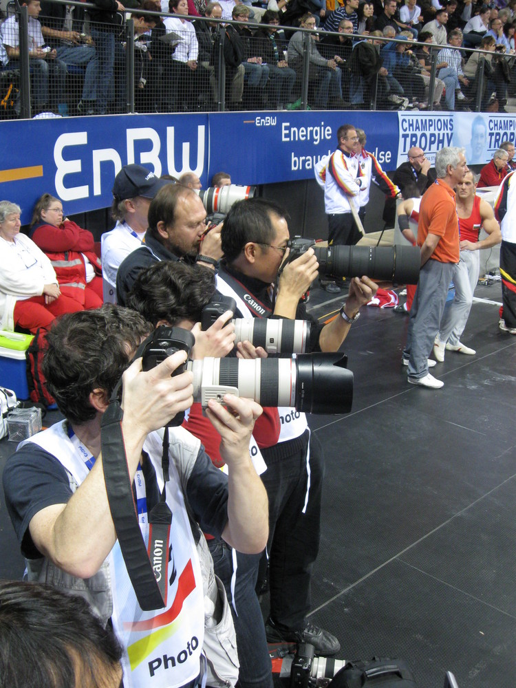 DTB Pokal 2008 Randnotizen (4) ...