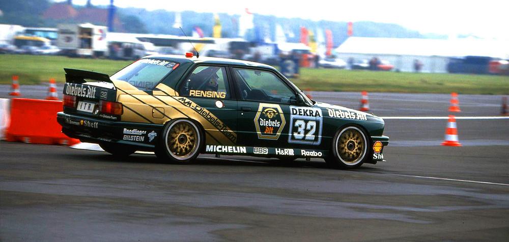 DTM .09 Juni 1991 WUNSTORF/Flugplatzrennen