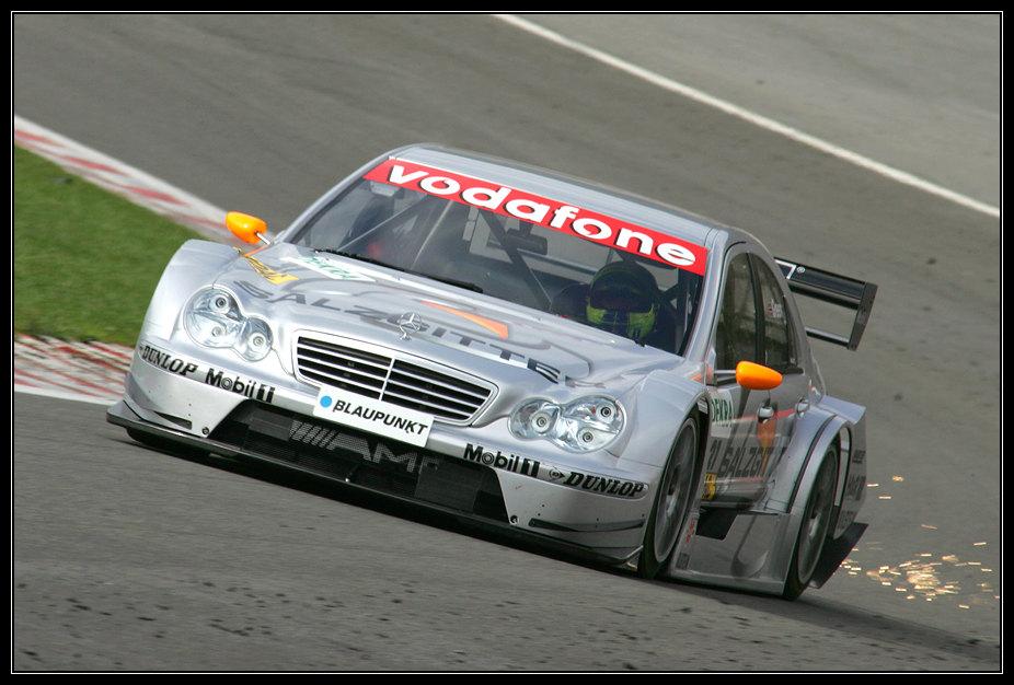 DTM 2005: Jamie Green / AMG-Mercedes C-Klasse