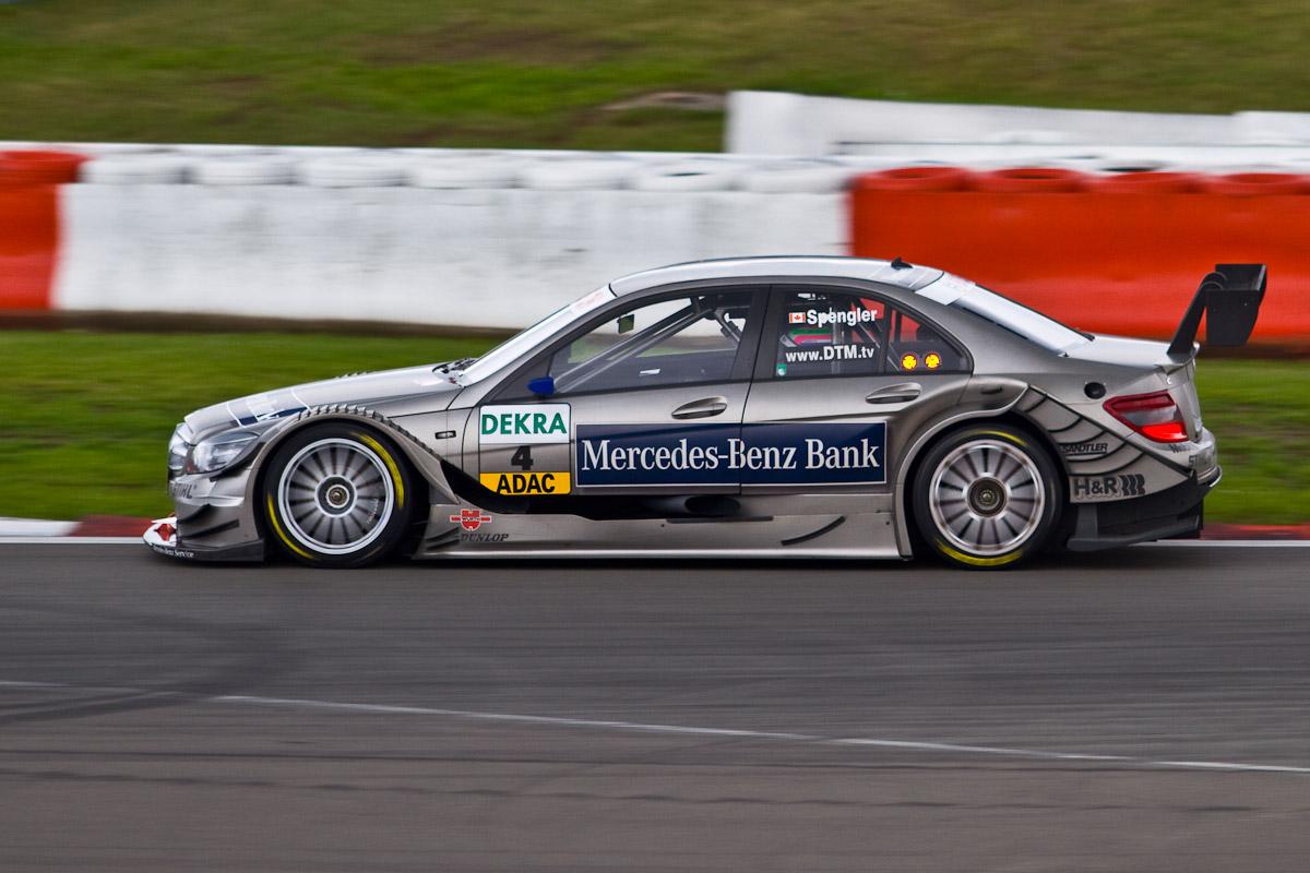 DTM 2010 - Spengler Nürburgring