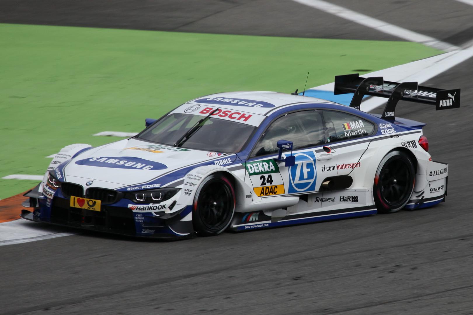DTM 2014 Hockenheim BMW / Tony Martin