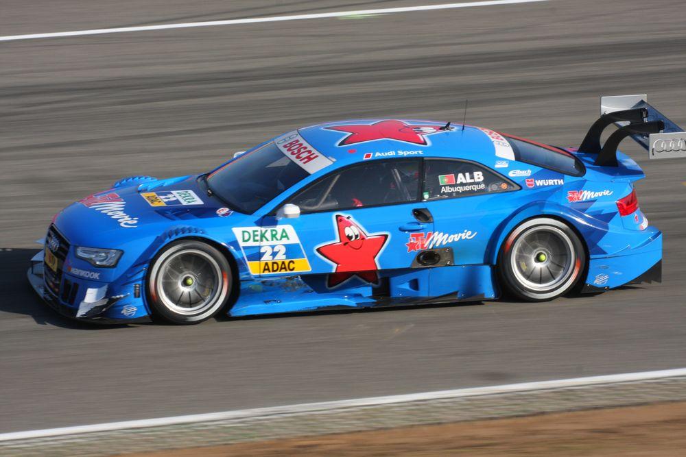 DTM-Finale 2012 / 1