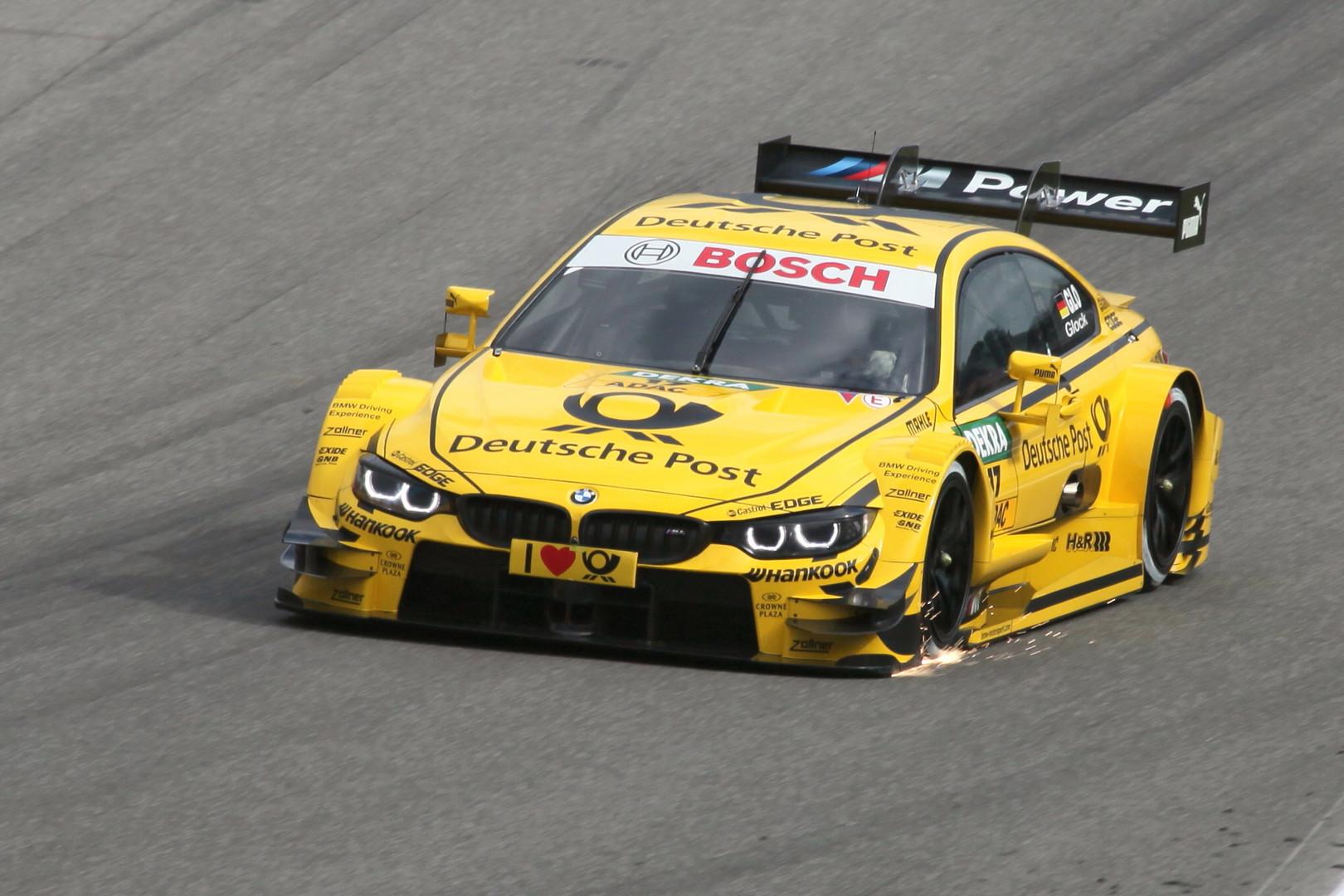 DTM Hockenheim BMW / Timo Glock