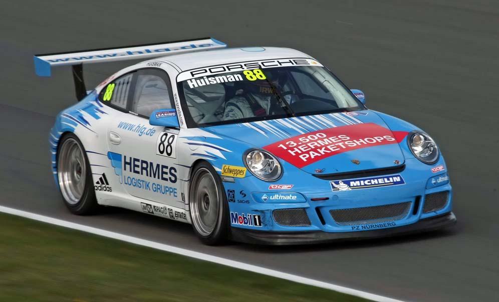 DTM ist nicht nur DTM, da fahren auch Porsche 911!