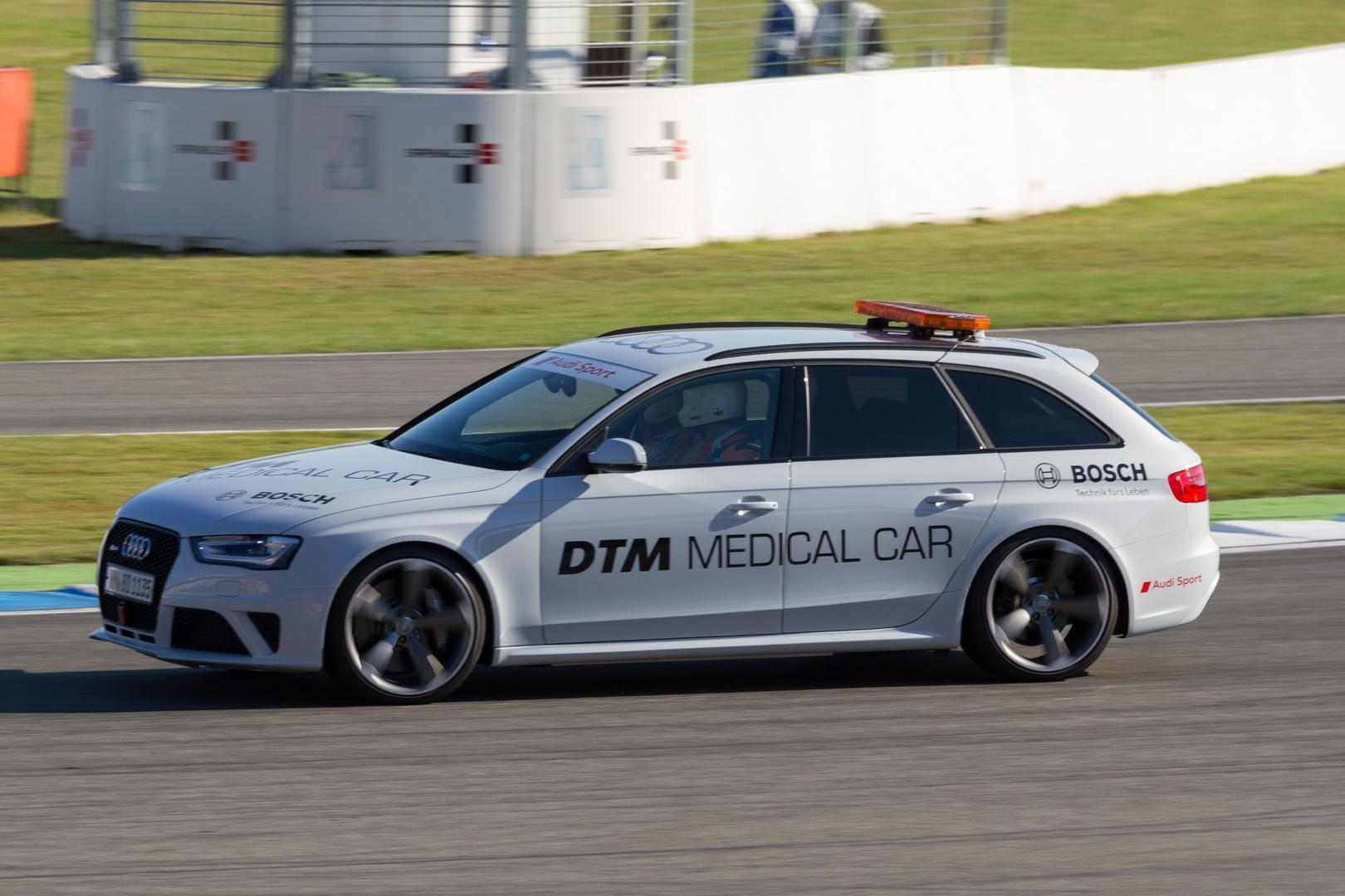 DTM Medical Car