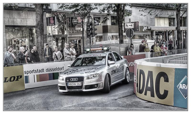 DTM - Safety Car - Audi