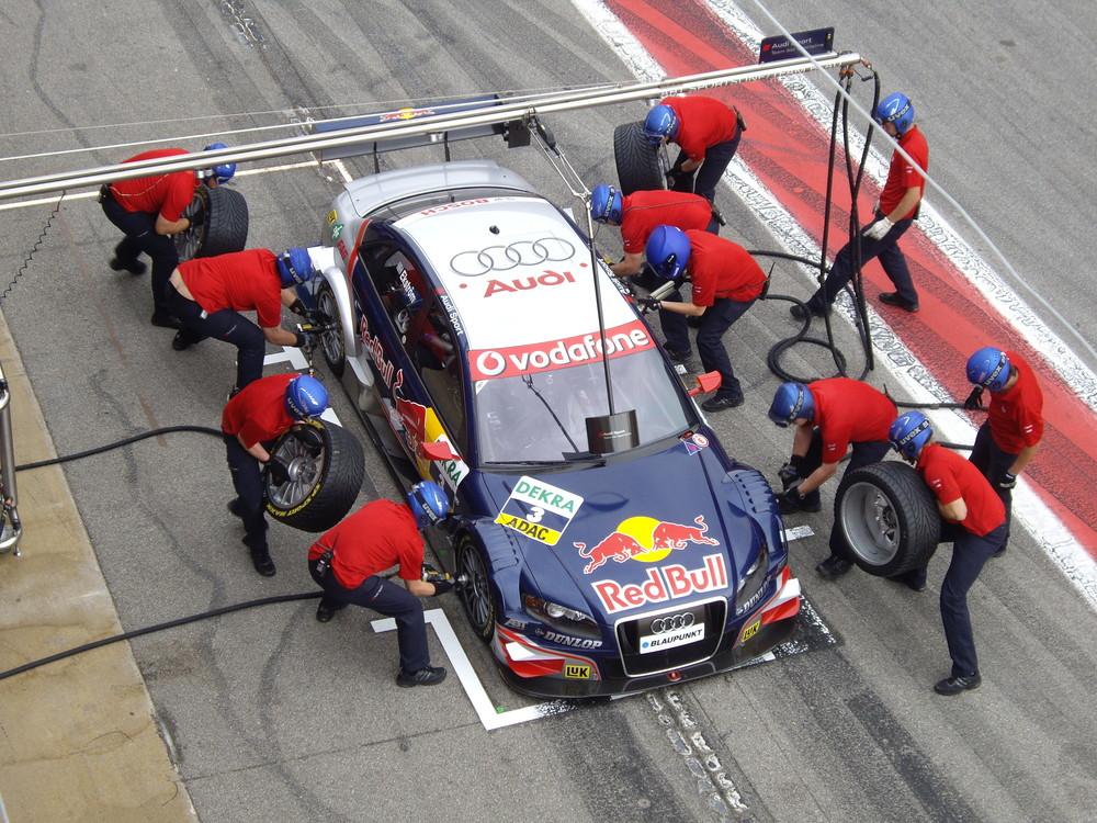 DTM Spanien 2007