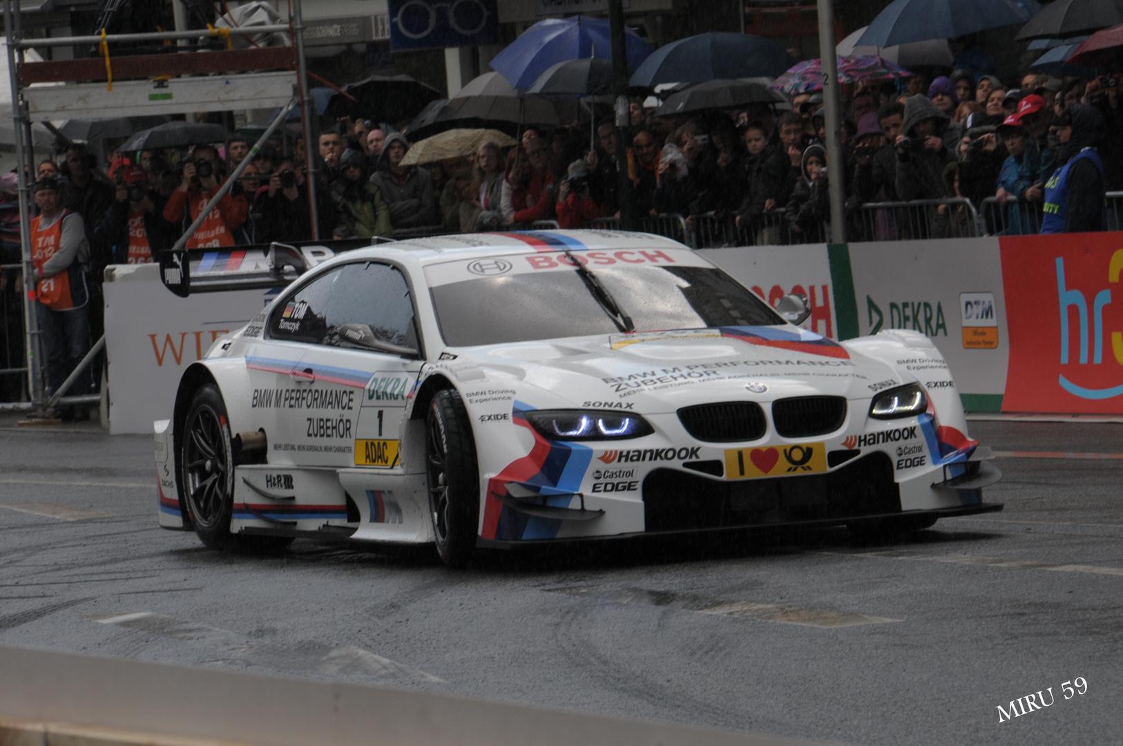 DTM Wiesbaden 2012 Meister