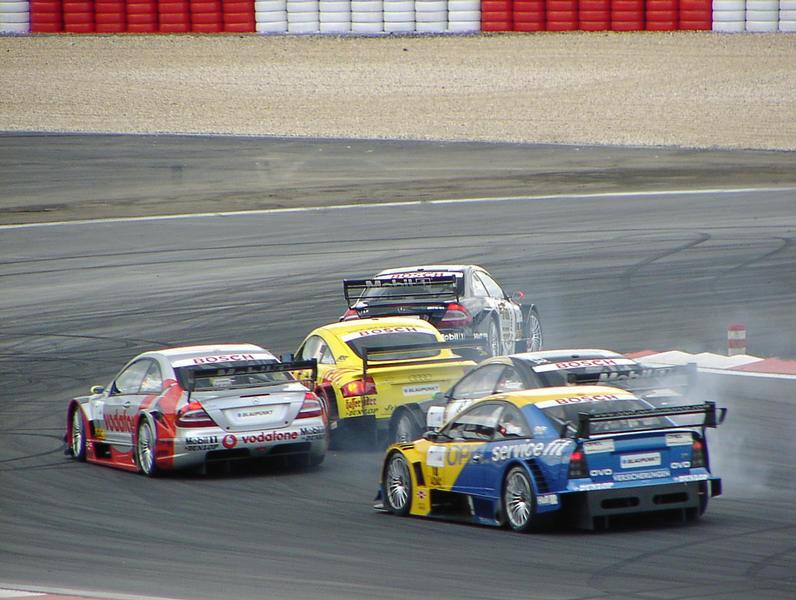 DTM2002 Nürburgring