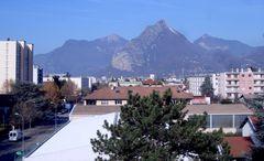 du côté de Grenoble ......
