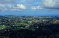 Du haut du Mont El Toro, Baléares