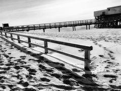 Du sable comme de la neige