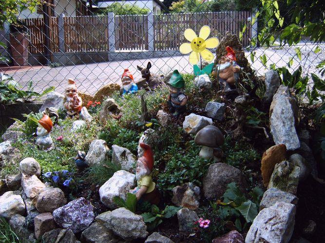 Du Und Dein Garten Foto Bild Kunstfotografie Kultur
