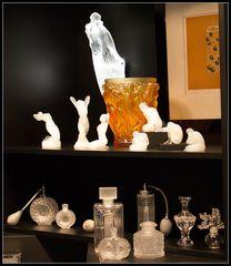 Du vase à la statue au flocon de parfum