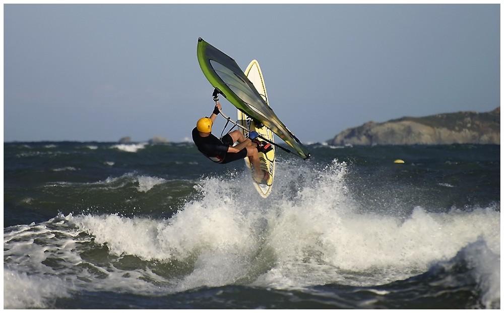 Du vent des vagues et des sportifs !!