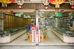 Duale (chinesische) Apotheke ...