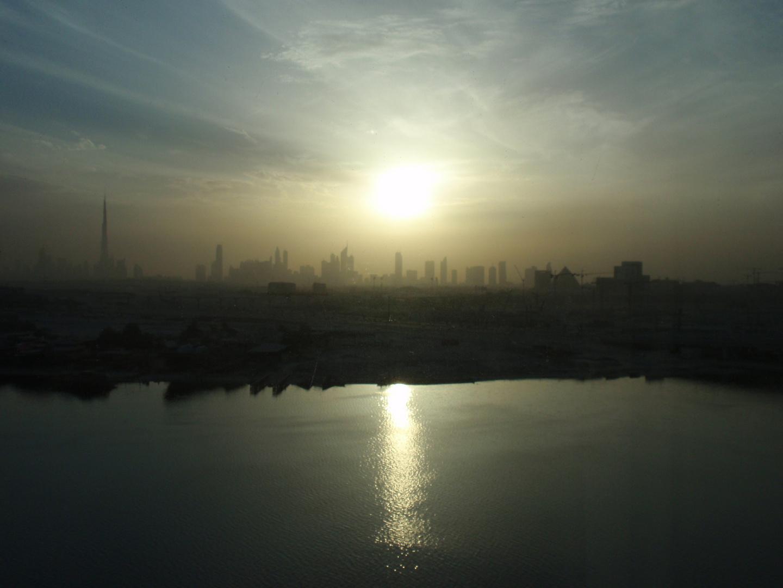 Dubai..