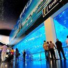 Dubai Aquarium Ueberblick
