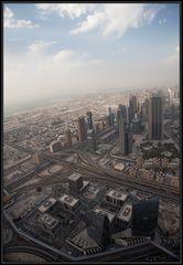 dubai burj al khalifa at the top - 2013