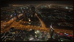 dubai burj al khalifa at the top - 2013 (2)