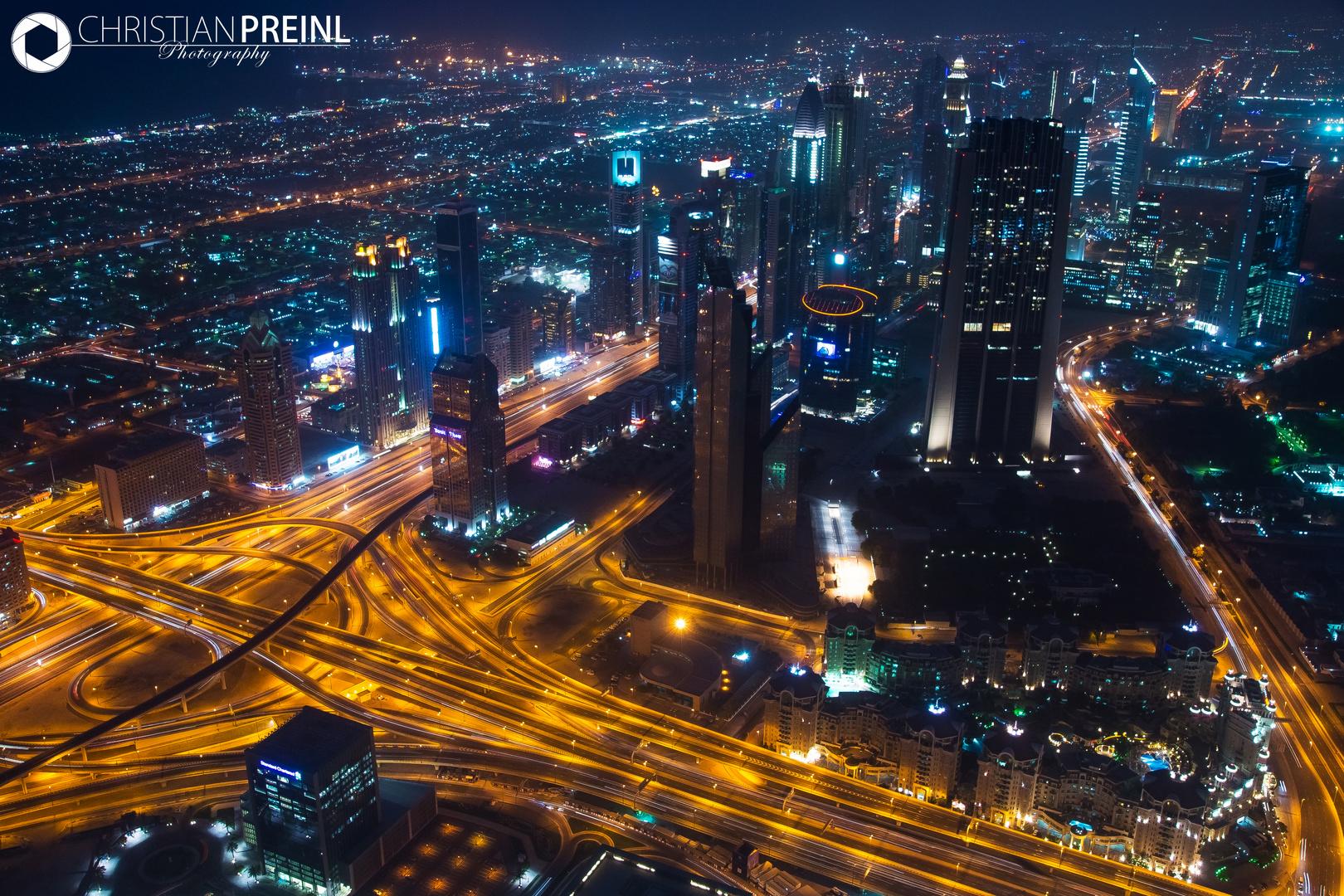 Dubai City...
