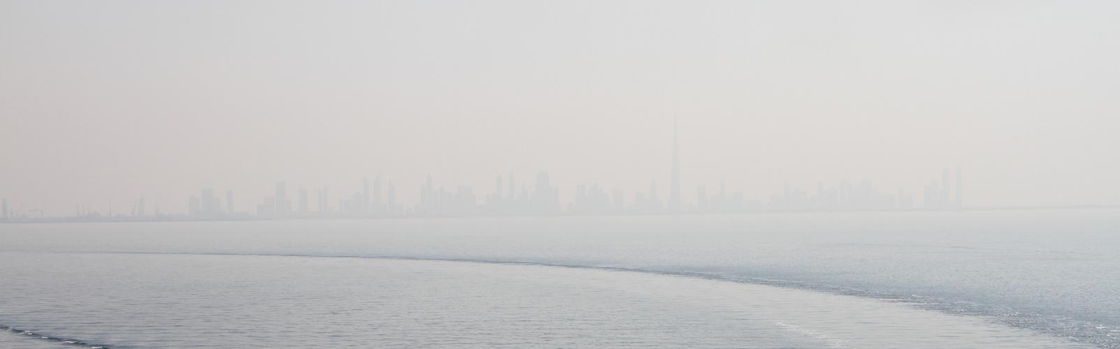 Dubai - Flucht vor der Skyline