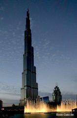 Dubai Fontain