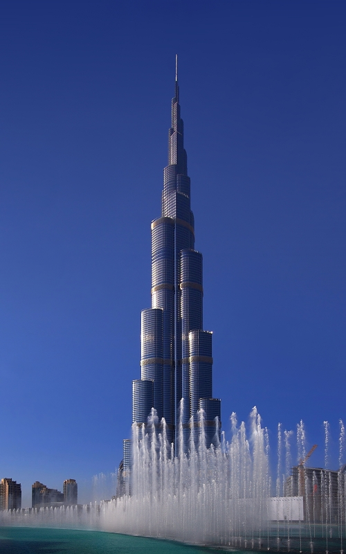 Dubai Fontains