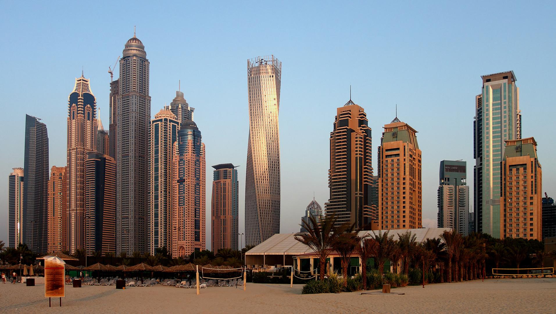 Dubai hat den höchsten...