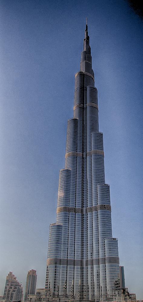 Dubai - HDR