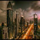 Dubai Lights
