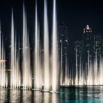 Dubai Mall - Fountain Show