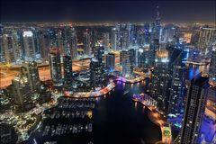 ... Dubai Marina ...