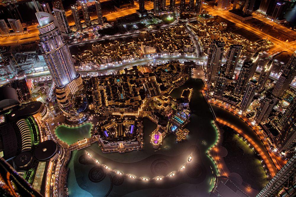 Dubai - Sea of lights