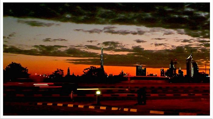 Dubai Twilight