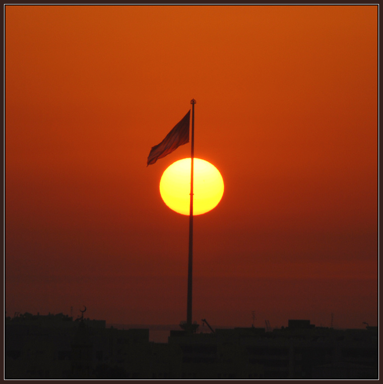 Dubai UAE Fahne