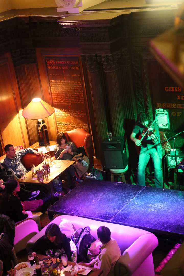 Dublin Pub live Musik