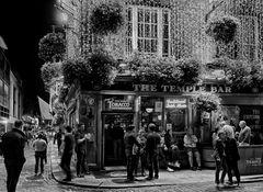 Dublin - Temple Bar District