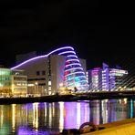 Dublin: the tube in the cube