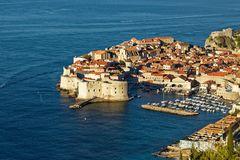 Dubrovnik am Morgen