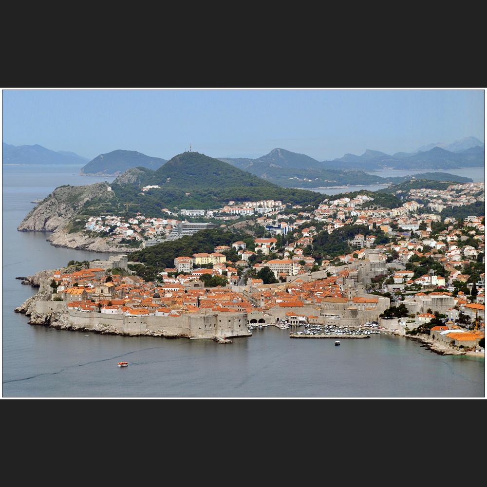 Dubrovnik und die Elaphiten